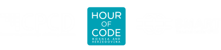 Sat kodiranja | Hour of code Bosnia and Herzegovina